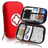 Th-some JAANY Botiquín de Primeros Auxilios de 18 artículos, Survival Tools Mini...