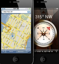 iphone 5 gps