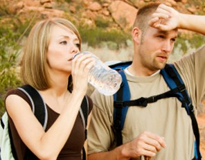la deshidratación