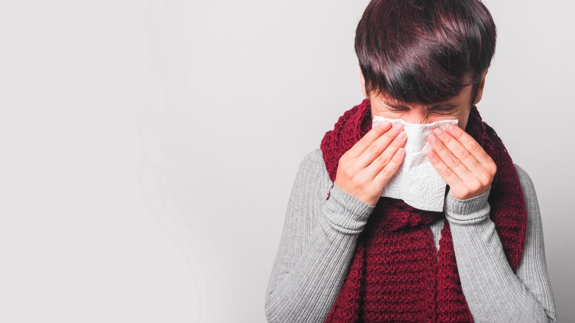inflamación nasal
