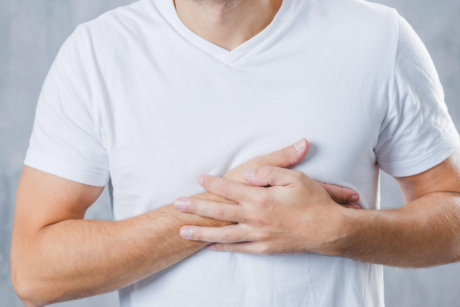 dolor de pecho
