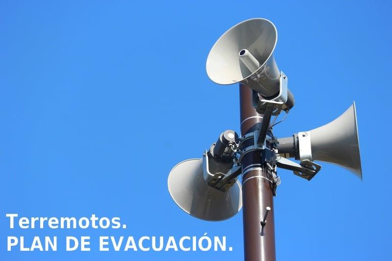 Plan de Evacuación por Terremoto
