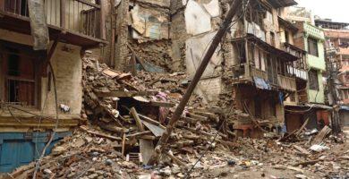 Qúe hacer en caso de terremoto