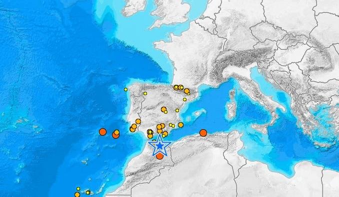 sistemas de detección de terremotos